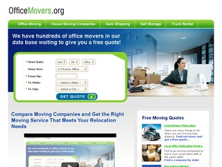 OfficeMovers.org - Specialize in Relocating Business